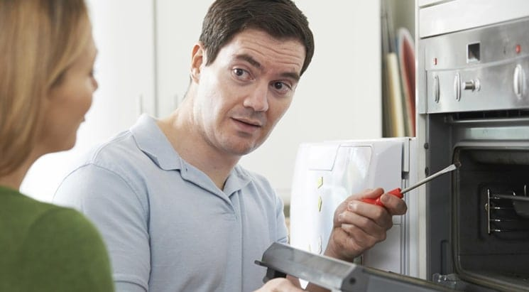 Domestec Oven Repairs