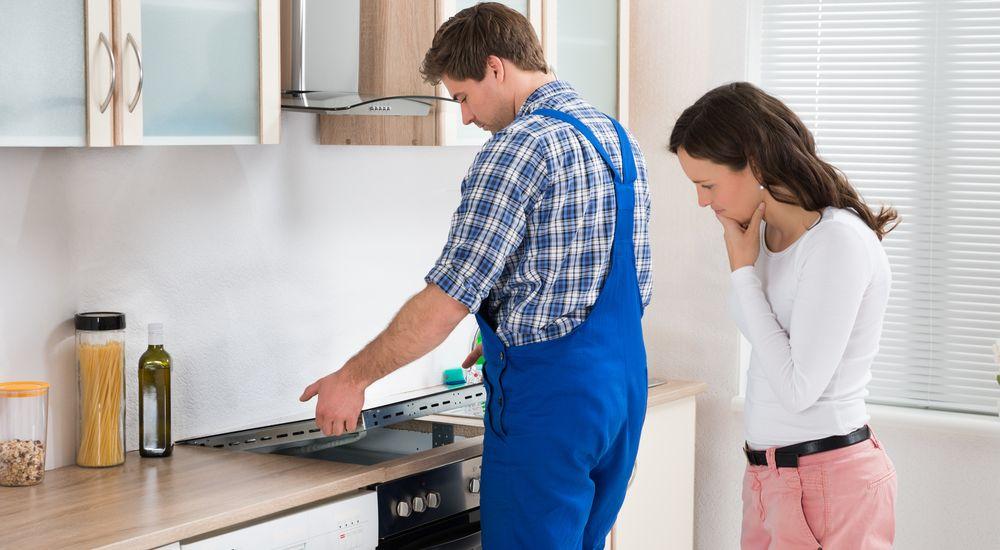 Cooker Hob Repairs